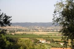 Vista dal Parco della Maremma