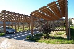 Il parcheggio fotovoltaico