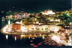 Porto Santo Stefano di notte