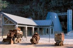 Il parco minerario a Gavorrano