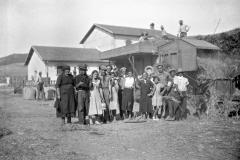 Foto di famiglia all'Albanese