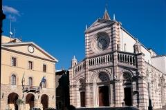 Piazza del Duomo a Grosseto