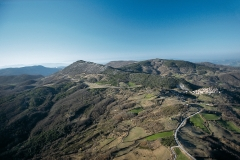 Le colline metallifere a Gerfalco