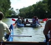 Passeggiate in canoa