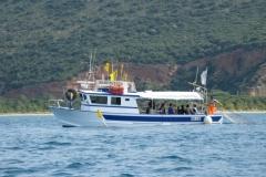 La barca del pescatore Paolo