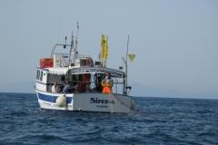 La barca Sirena di Paolo Fanciulli