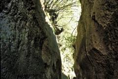 Via cava nei pressi di Pitigliano
