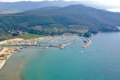 Il porto del Puntone di Scarlino